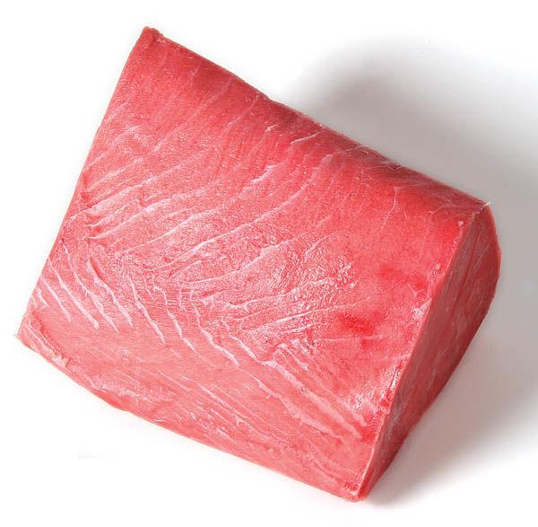 YellowFin Tuna Loin Grade A