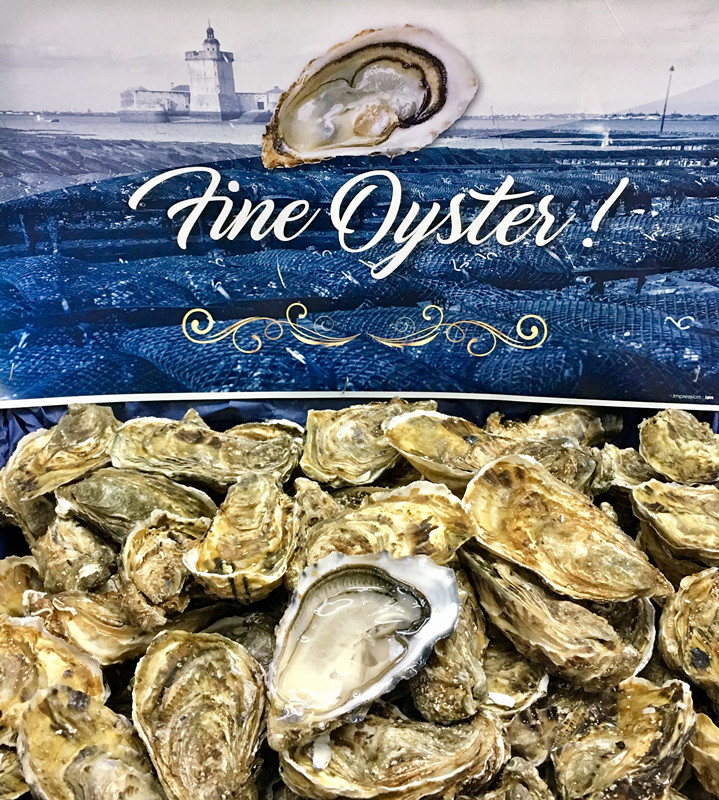 Fines Oyster